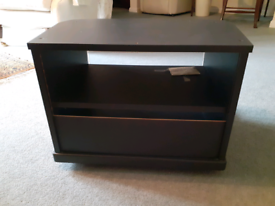 FREE TV Table with glass door
