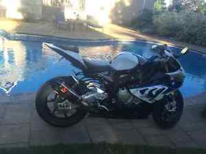 2013 BMW hp4 limited production 999cc s1000rr