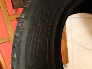 """Used tires 17"""""""