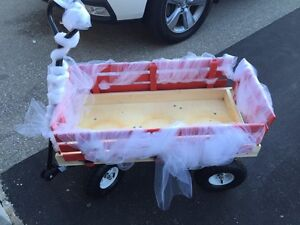 Fully Assembled Wagon