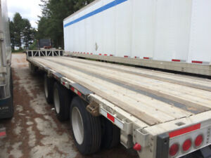 2012 Great Dane 53' Step-Deck Trailer