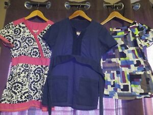 XS scrub tops for sale