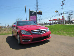 2013 Mercedes-Benz C300!!! REDUCED!!! AWD!!!