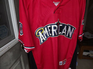 "FS: 2010 Justin Morneau ""All-Star Game"" Majestic Pro Jersey"