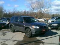 2005 Mazda Tribute GX SUV, Crossover