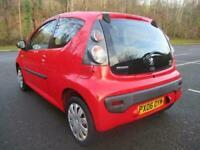 2006 Peugeot 107 Urban Hatchback Petrol Manual