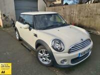 2013 MINI Hatch 1.6 One (Sport Chili) 3dr