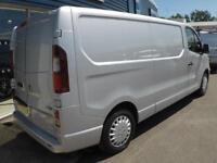 2015 Vauxhall VIVARO 2900 L2H1 CDTI LWB SPORTIVE Van *SILVER* Manual Medium Van