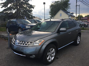 WOW!! 2007 Nissan Murano SL AWD TOIT OUVRANT - 80$/Sem