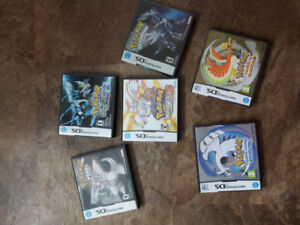 French Pokemon DS Games