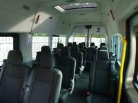 2014 Ford Transit 460 Trend 17 Seater 155ps Minibus Diesel Manual