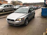Volvo V50 2.0D SE ESTATE - 2006 06-REG - FULL 12 MONTHS MOT