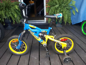Kids bikes - 10, 12 and 14 inch tires