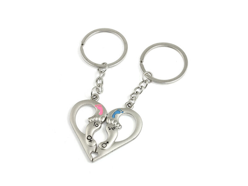 Key Rings for Couples