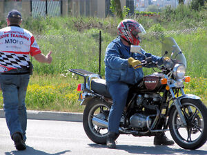 M2 Exit Course - On Road Skills and Safety
