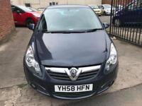 Vauxhall Corsa 1.2 i 16v SXi - 2008 (58), 12 Months MOT, Full Service History!