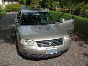 2004 VW PASSAT GLS TDI, LOADED, ENGINE REBUILT, CERT.&E-TESTED