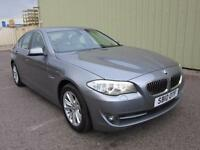 2010 BMW 5 Series 3.0 523i SE 4dr