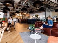 Co-Working Offices in (Shoreditch-EC2A) - London Co-working Office Space