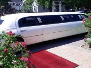 Service de limousine pour vos événements / 514-703-6450