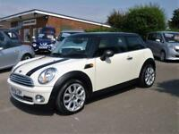 MINI COOPER 1.6 (WITH AIR-CON WITH LEATHER) LOW MILEAGE