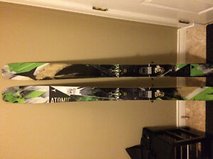 Atomic Automatic 102 172cm skis