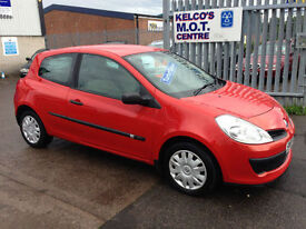 Renault Clio 1.5dCi 68 Expression TURBO DIESEL CHEAP TO RUN!!