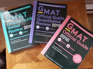 GMAT books - GMAT Official Guide 2018 Bundle: Books + Online