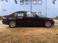 BMW 318 2.0 L petrol FULL LEATHER SEATS Sat nav.