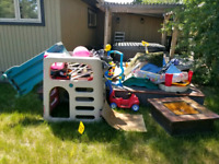 Junk Removal, Dump Runs and Hauling Services