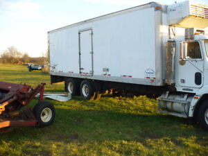 30' Reefer Truck Box ONLY