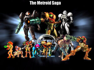 Looking for Metroid Player's Guides