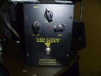 Pedal Sovtek Electro-Harmonix Big MUff Pi Russian Fuz