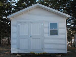 Storage sheds and gazebos