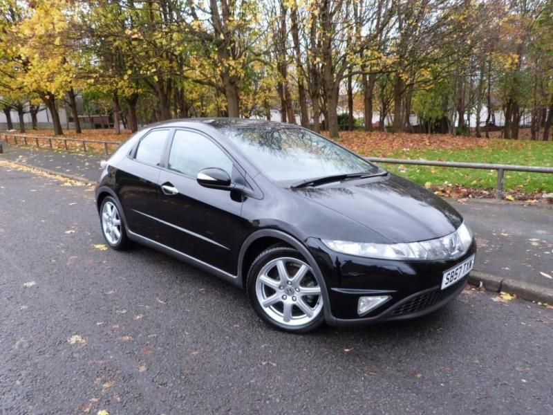 2007 honda civic 1 8 i vtec sport i shift 5dr in tollcross glasgow gumtree. Black Bedroom Furniture Sets. Home Design Ideas