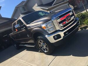 2015 F350 LARIAT FULLY LOADED DIESEL