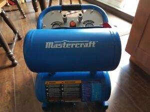 Compresseur Mastercraft 5 Gallons