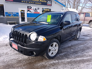 2007 jeep compass 4x4  4 cyl cert  etested