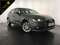 2014 AUDI A3 SE TDI DIESEL AUTOMATIC 1 OWNER FROM NEW SERVICE HISTORY FINANCE PX
