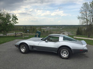 1978 corvette.  Sale or trade