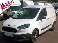 2015 Ford Transit Courier 1.5 TDCi Base, SWB Small Panel Van / City Van, Media,
