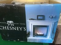 "Cheney 18"" fire basket"