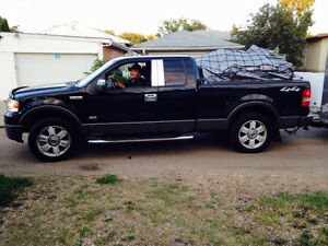 2008 Ford F-150 SuperCrew Chrome Pickup Truck