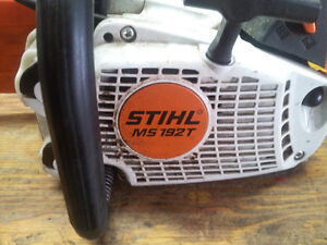 looking for non running stihl chainsaws