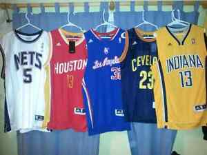 BRAND NEW NBA JERSEYS