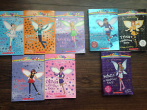 Rainbow Magic and Perfectly Princess Junior Chapter Books