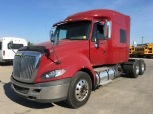 2010 International Prostar Premium, Used Sleeper Tractor