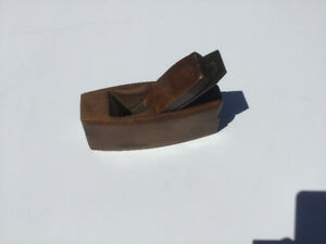 Hand Plane Coffin Smoother