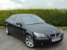 2004 04 BMW 5 SERIES 3.0 530I SE 4D AUTOMATIC