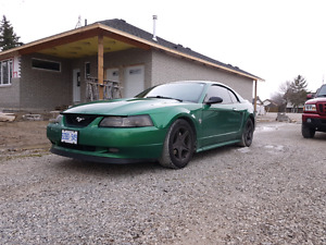 1999 Ford Mustang GT 35th Anniversary